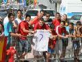 La selección llega a Murcia - 15