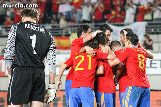 España - Polonia (6-0). Nueva Condomina (II) - 289